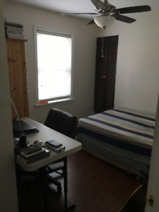 McMaster Sublet Available Late June to End of August