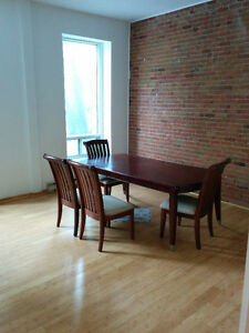 Renovated 2 Bedroom located 7 min from McGill Metro