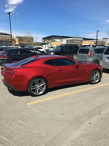 2016 Chevrolet Camaro Coupe (2 door)