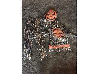 Boys Halloween costume 7-8 years