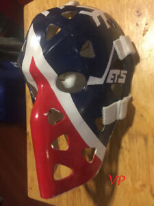 GARY SMITH Winnipeg Jets Full Size Goalie Hockey Mask- Don Scott