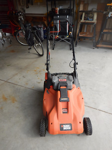Lawn mower (self propelled