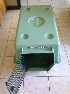 Vari pet kennel