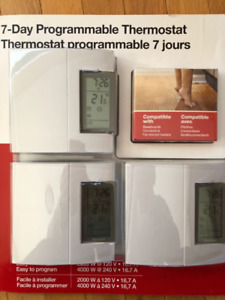 Brand New Honeywell RLV450A 5-2-Day Programmable Thermostat