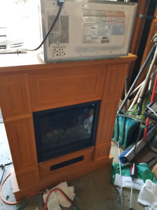 For sale Electric fire place