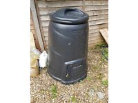 Water AND compost bin