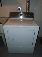 Maytag High Efficiency Washer and Dryer Set