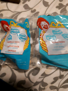 Disney Happy Meal Toys