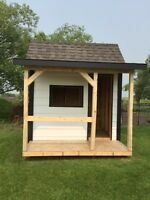 Child's playhouse for cottage or home