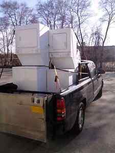 Appliance pick up & delivery service