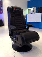 4 Gaming Chairs New