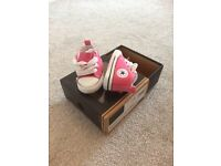 Baby Converse size 17