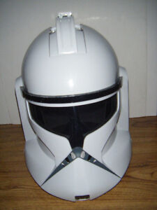 Star Wars Stormtrooper Helmet.