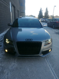 2011 Audi S4  V6T ( Cleanest S4 Online )/ AUDI RS4 Grill......