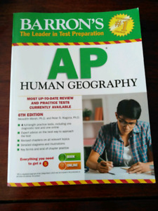 AP Human Geography Textbook