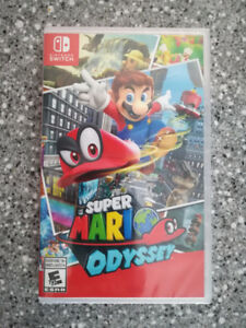Super Mario Odyssey for Switch - NEW