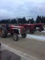 *Sale Pending* - International and Farmall Gas Tractors