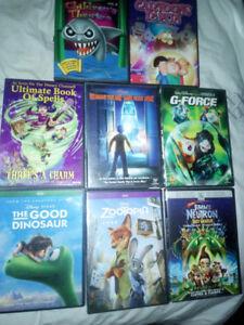 Kids DVD movies