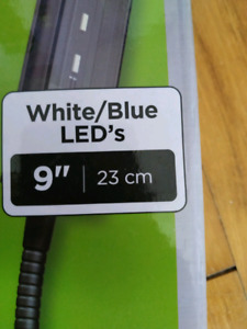 Aquarium Light, LED Cclamp Light for smaller tanks
