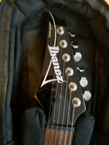 Ibanez SA series Left Hand Guitar