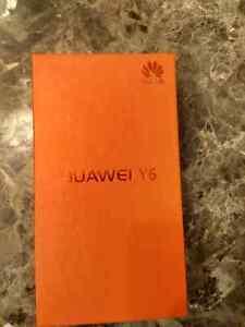 Unlocked Huawei Y6 - white
