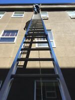 Window Washers ,Eaves,