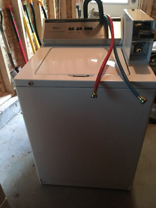 Whirlpool coin operated washer and dryer for sale