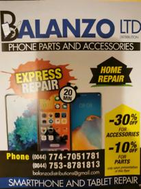 Phone & tablet repair