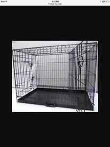 Extra Large Two Door Dog Cage