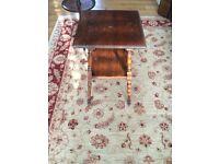 Antique ok side table