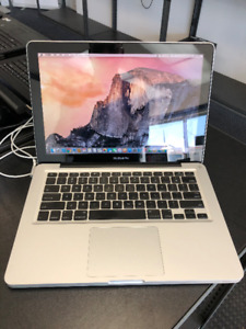 Macbook Pro A1278 with 6 months store warranty