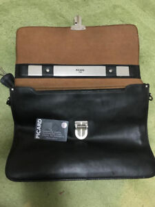 Picard, German Pure Leather Briefcase (New)