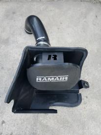 RAMAIR induction kit for mk7 golf gti / golf R