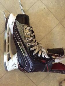 Reduced. Bauer xshift vapour skates size 4d Regina Regina Area image 1