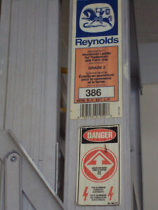 Reynolds 386 Ladder 3 in One - Extension, Scaffold & Offset