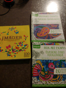 Colouring Books for sale