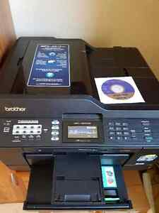 2012 Brother MFC Professional XL Wireless Printer