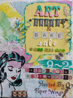 Art, Craft And Bake Sale