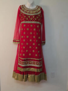 Indian/Pakistani party wear customade Boutique suites