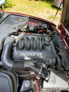 1999 Jaguar V8 Vanden Plas