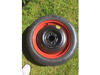 125/80R 15 space saver tyre