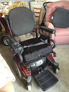 Invacare Pronto M91 Sure Step Electric Wheelchair