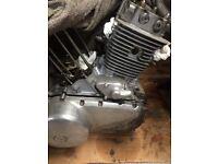Kawasaki vn 1500 engine