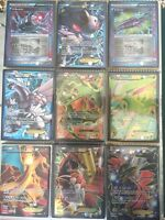 Huge Pokemon Ex/Holo Collection