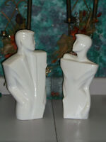 couple en poterie