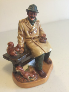 Royal Doulton 'Lunchtime' Figurine