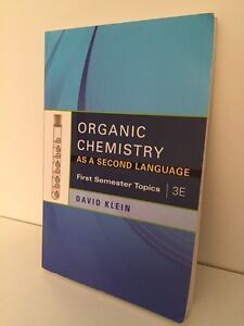 Organic Chemistry as a Second Language - 3rd Ed.