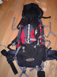 Sac à dos Asolo 65 L - Backsac for camping or travel