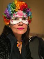 Artistic Face Painting  for Parties and Events in Fort McMurray!