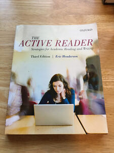 """The Active Reader"", Eric Henderson"